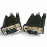 DB 9 Pin Male to DB 9 Pin Male